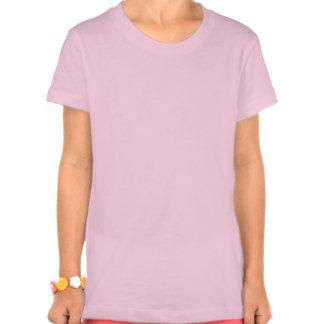 """T-shirt """"corajoso e forte"""" do jérsei de Bella das"""