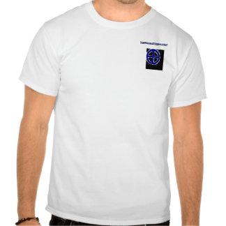T-shirt cristão das conexões