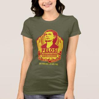 T-shirt customizável da paródia de Nancy Pelosi Camiseta