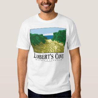 T-shirt da angra de Lamberto