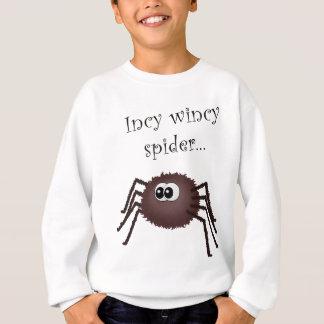 T-shirt da aranha do wincy de Incy Agasalho