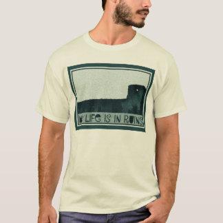 T-shirt da arqueologia camiseta