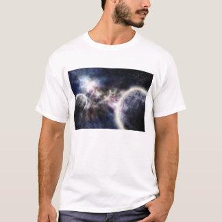 T-shirt da atmosfera camiseta