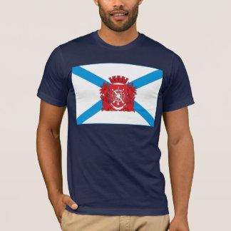 T-shirt da bandeira de Rio de Janeiro Camiseta