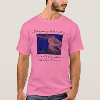 T-shirt da Bela Adormecida