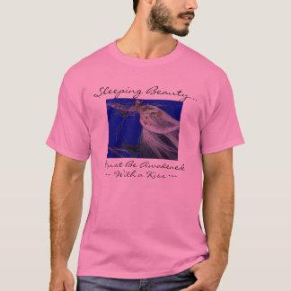 T-shirt da Bela Adormecida Camiseta
