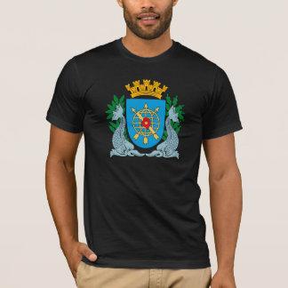 T-shirt da brasão de Rio de Janeiro Camiseta