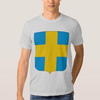 T-shirt da brasão de Toulon