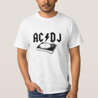 T-shirt da C.A. DJ Camiseta