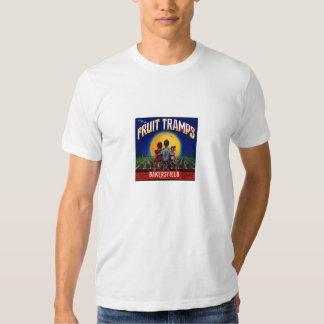 T-shirt da caminhada da fruta