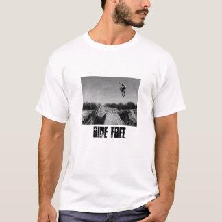 t-shirt da camisa do bmx - personalizado