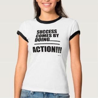 T-shirt da campainha de Bella do sucesso Camiseta