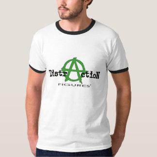 T-shirt da campainha de Figures® da distracção