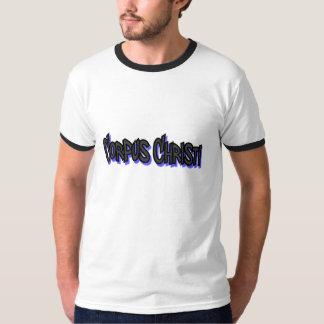T-shirt da campainha dos grafites de Corpus