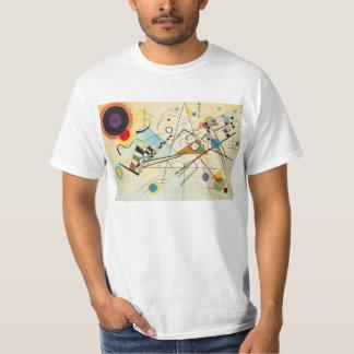 T-shirt da composição VIII de Kandinsky