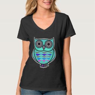 T-shirt da coruja