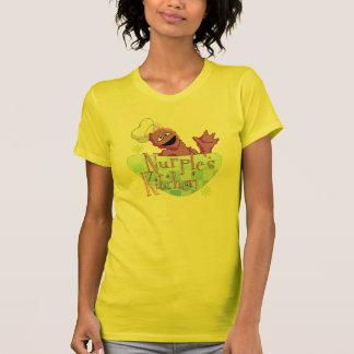 T-shirt da cozinha de Nurple para mulheres!