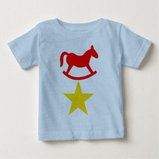 T-shirt da criança da estrela de Little Rock