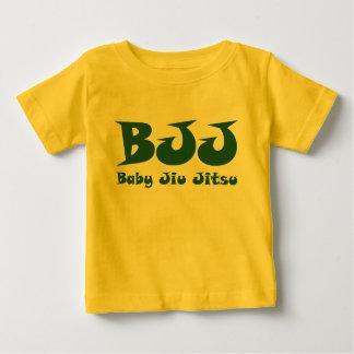T-shirt da criança de Jiu Jitsu do bebê