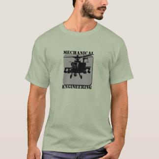 T-shirt da engenharia mecânica camiseta