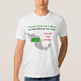 T-shirt da farmácia de México