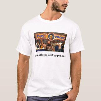 T-shirt da freqüência ultraelevada do Podcast dos Camiseta