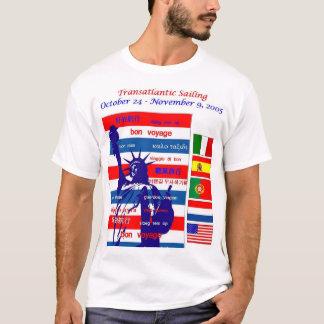 t-shirt da liberdade do carnaval camiseta