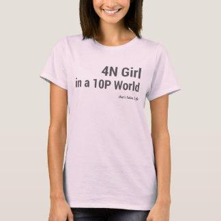 T-shirt da língua do Hairstylist… que é vida do Camiseta