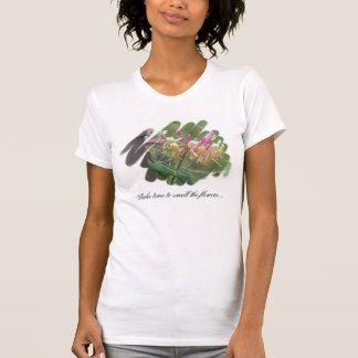 T-shirt da madressilva