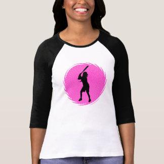 T-shirt da massa do softball