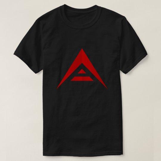 T-shirt da moeda da ARCA Camiseta