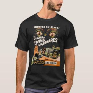 T-shirt da mostra de Living Pesadelo Susto do Dr. Camiseta