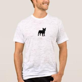 T-shirt da neutralização do buldogue francês camiseta
