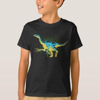 T-shirt da obscuridade do Therizinosaurus Camiseta