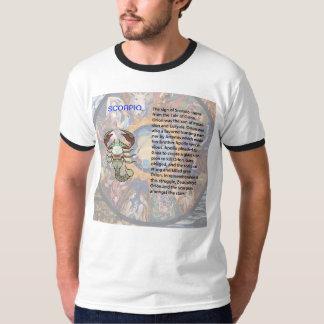 T-shirt da origem da Escorpião