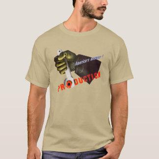 T-shirt da propaganda do vintage WW2 E.U. Camiseta