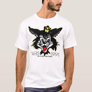 T-shirt da reunião de WHS 1991 20o Camiseta