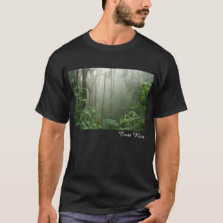 T-shirt da selva de Costa Rica