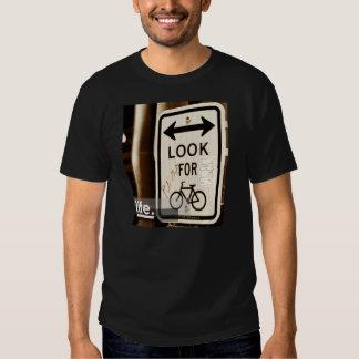 T-shirt da vida do motociclista da cidade