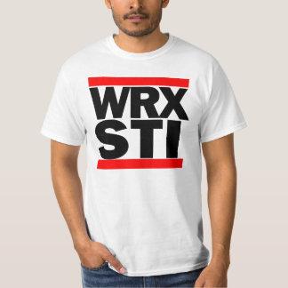 T-shirt da WTI de WRX Camiseta