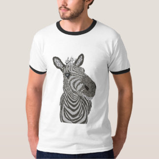 T-shirt da zebra