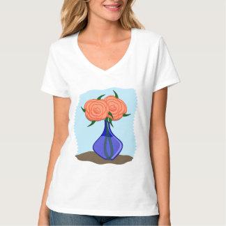 T-shirt das flores