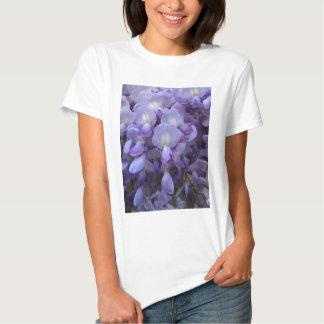 T-shirt das glicínias