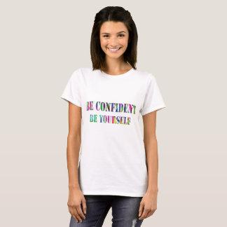 T-shirt das meninas camiseta