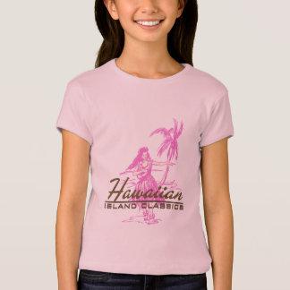 T-shirt das meninas de Tradewinds
