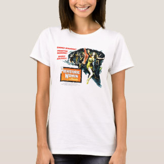"""""""T-shirt das mulheres pré-históricas"""" Camiseta"""