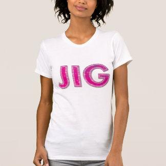 T-shirt das senhoras do gabarito