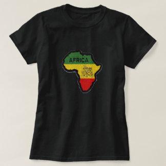 T-shirt de África