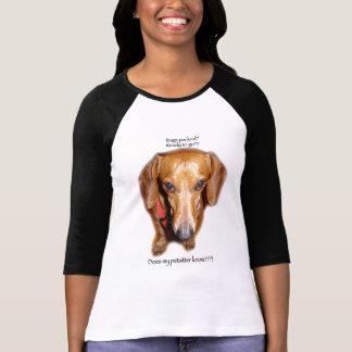 T-shirt de assento do animal de estimação