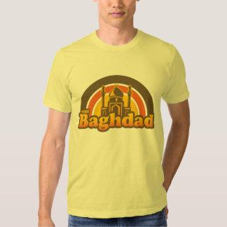 T-shirt de Bagdade da visita